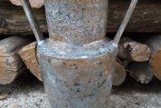 Vase Steinzeug