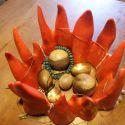 Feuer Ring aus Keramik